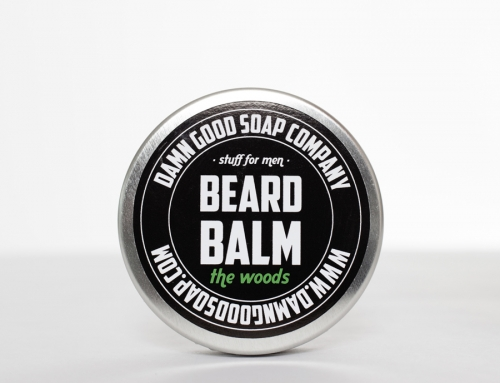 How to Beard Balm